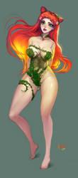 Pamela Poison Ivy by elsevilla