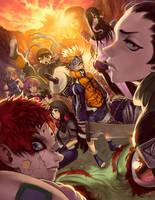 Naruto Diver by elsevilla