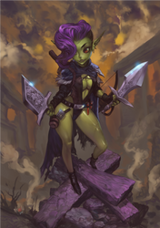 Goblin by elsevilla