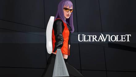 Ultraviolet by deelo