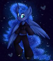 Princess Luna by Shreezie