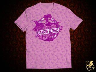 Gansos Rosas by MrXpk