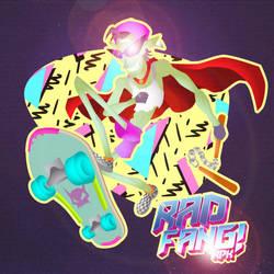 Rad Fangs by MrXpk