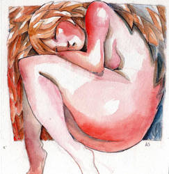 Sleeping by Pendalune