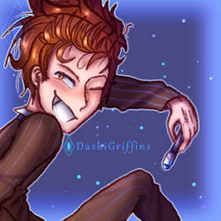 The Doctor, Pixel by Dashigriffins