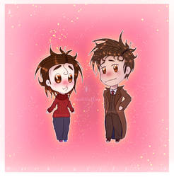 Doctor who|Chibi babs by Dashigriffins