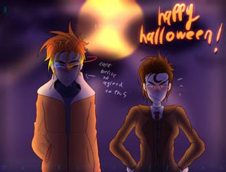 Happy Halloween! by Dashigriffins