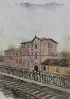 Station Gorzow by mikopol