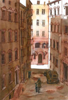 Street Maze 19 by mikopol