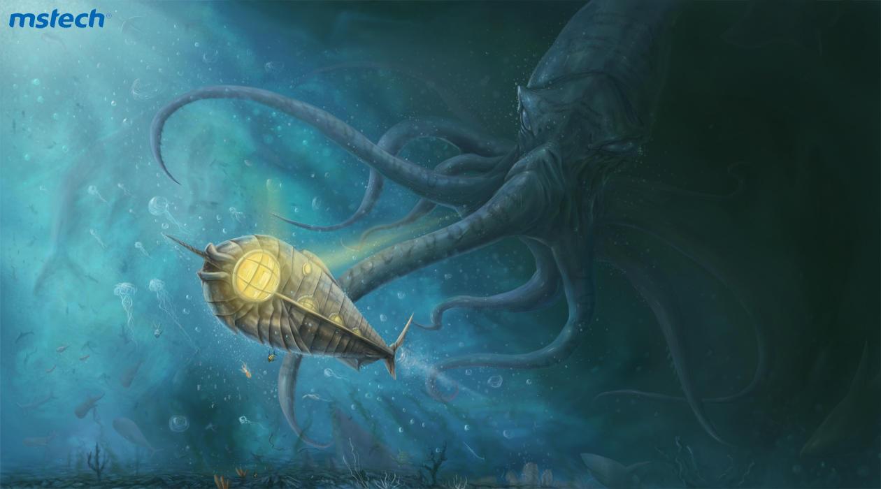 twenty thousand leagues under the sea by CindyWorks