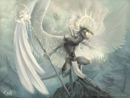 Wings of Light by CindyWorks
