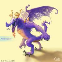 Allidragator by CindyWorks