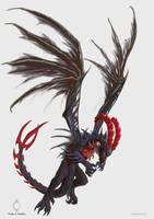Dark Dragon - Regulus project by CindyWorks