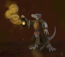 Mystical flares by CindyWorks