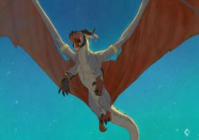 Flying by CindyWorks