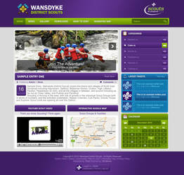 Wansdyke District Scouts by Pixal