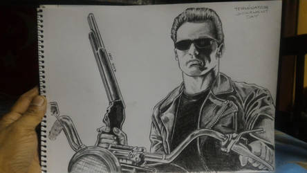 terminator by nad07