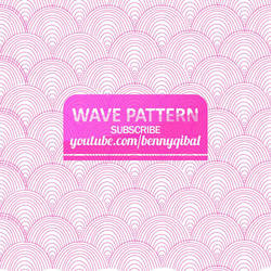 Wave Pattern Design  by bennyqibal