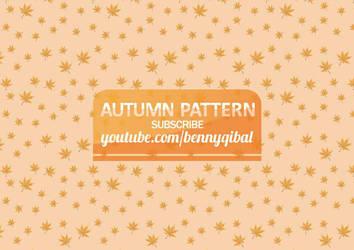 Autumn Pattern Design  by bennyqibal