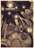 Starry Night by kapie1571993