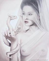 Mystical wisdom by YannickBouchard