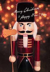 Merry Christmas (Evil nutcracker) by YannickBouchard