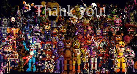 The Ultimate Thank You Render by gabemreeves