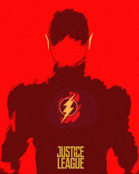 Justice League The Flash by EverythingDCEU