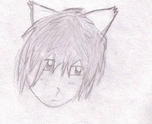 Headshot commissions example by kittykatz55