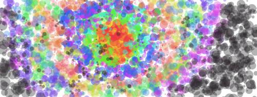 Rainbow smog by kittykatz55