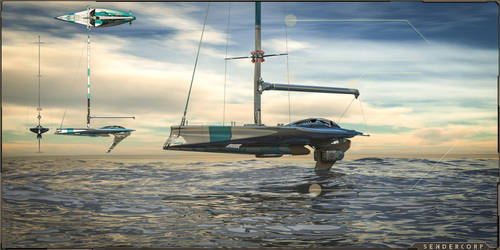 Neptune R 005 Yacht by PINARCI