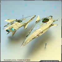 NAginata Togi SJ 100 by PINARCI