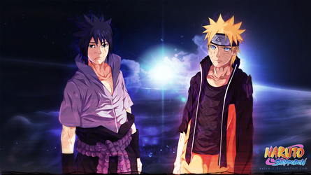 Naruto 671- Friends of the returning by ZeTsu-c