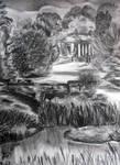 Castle Howard scene by hayleynorth