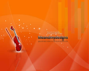 my world of music by meandmydesigns