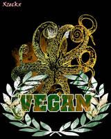 Vegan XXX by xzeckx