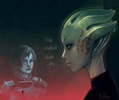 Shepard's Hope by tilhe