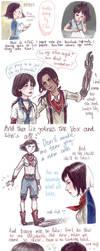Bioshock Infinite dlc idea doodle (soiler...ish?) by tilhe