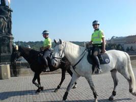 Prague Police by amerindub