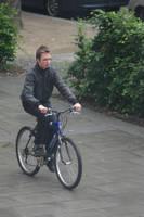 Boy on a Bike by amerindub