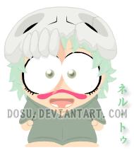 Nel Tu's Goin to South Park by Dosu