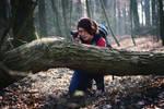 Ellie - The Last of Us [Cosplay] // 1 by Sayuri-Tomoe