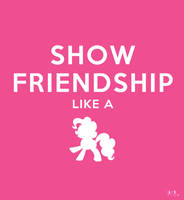 Show friendship like a - My little Pony by Sayuri-Tomoe