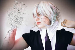 Diamond - Houseki no kuni [Cosplay] by Sayuri-Tomoe