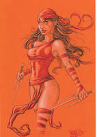Elektra by MicahJGunnell