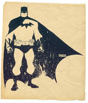 The Batman by MicahJGunnell