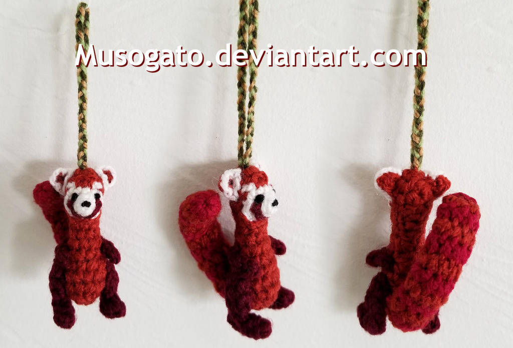 Pabu Crochet Amigurumi by musogato