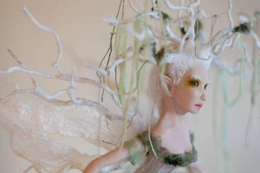 Dryad detail by fairygallery