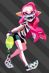 Splatoon by ChicaG