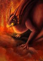 Dragon exercise by siarczi